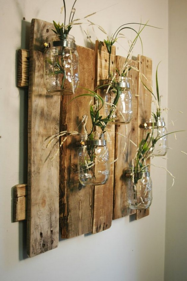 Decor Craft Ideas with Wooden Pallets | Pallet Ideas on Pallets Design Ideas  id=78518