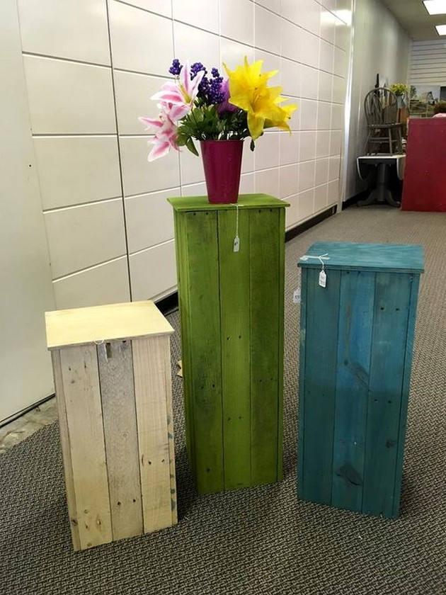 Decor Craft Ideas with Wooden Pallets | Pallet Ideas on Pallets Design Ideas  id=11147