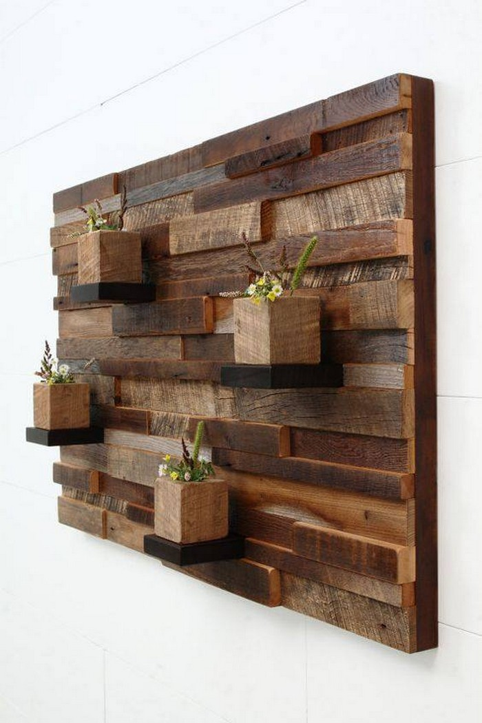 Recycled Wood Pallet Planter Ideas | Pallet Ideas on Pallet Design  id=36666