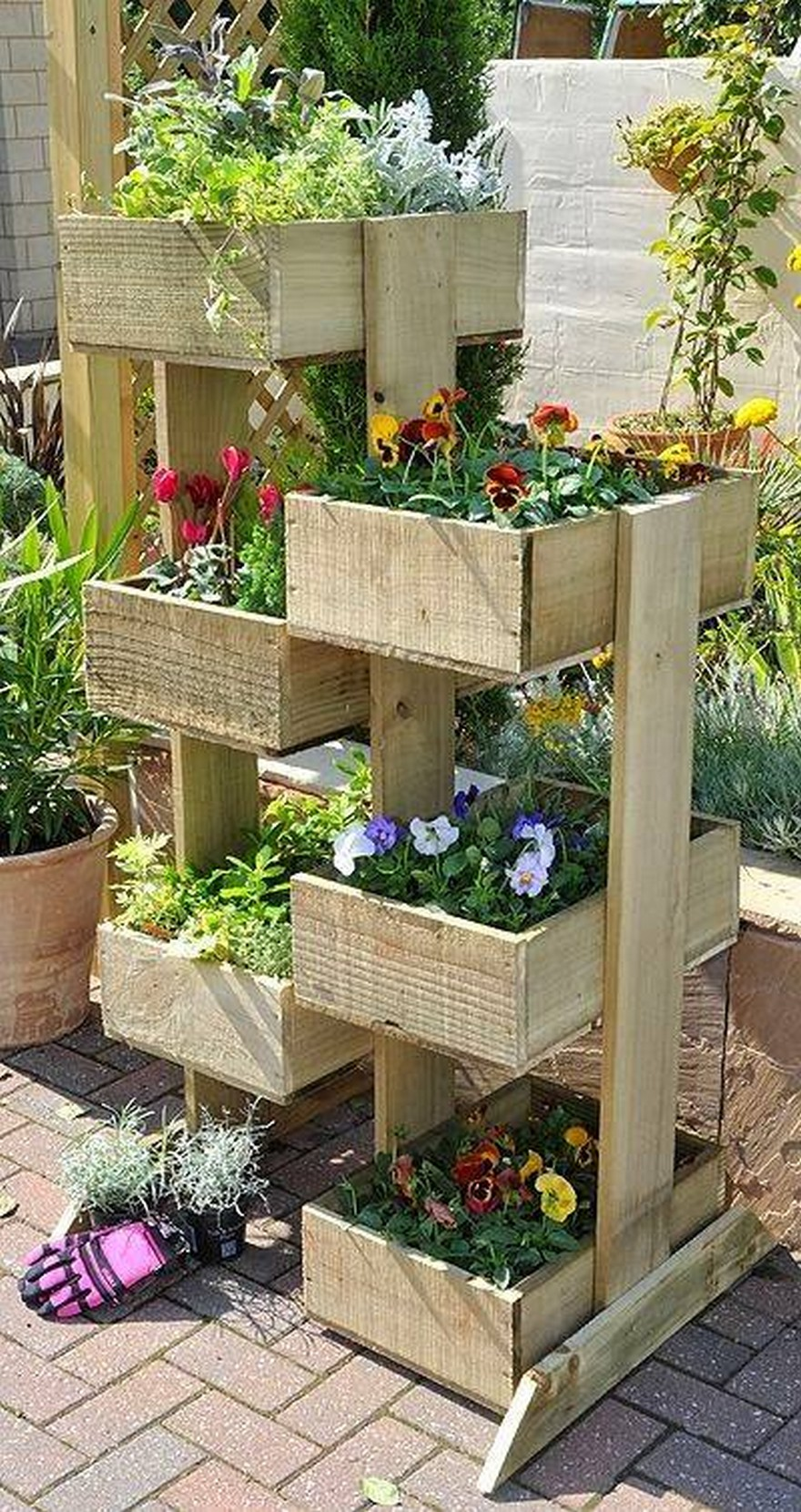 title | Pallet Garden Ideas
