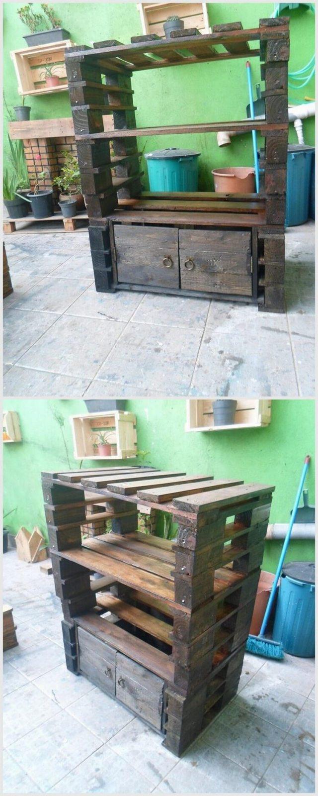Wood Pallet Idea