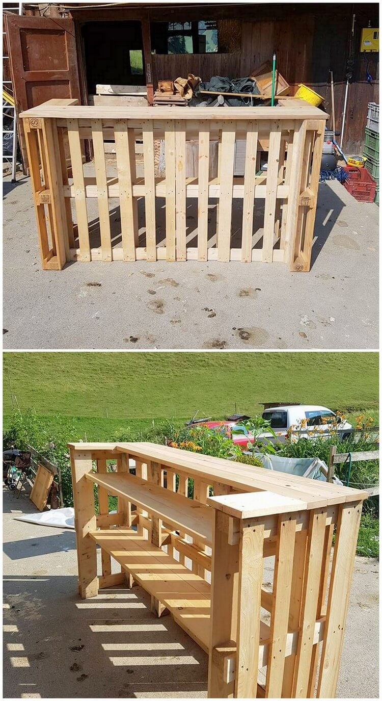 Best and Easy DIY Wood Pallet Upcycling Ideas | Pallet ... on Pallet Design Ideas  id=20144