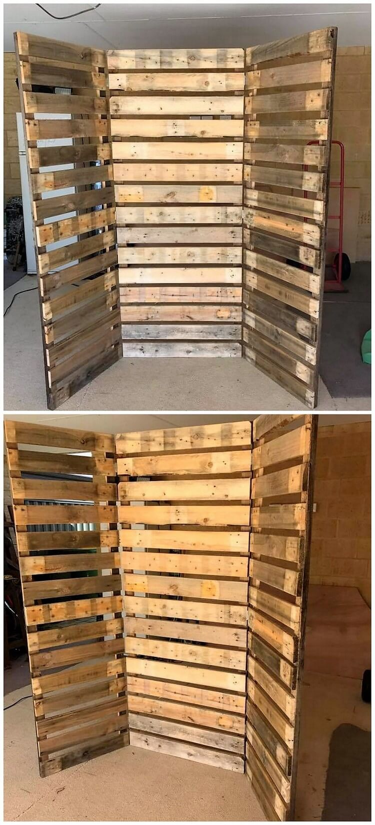 Exciting Ways to Make Use of Wood Pallets in DIY Projects ... on Pallet Room  id=91684
