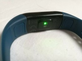 fitness tracker mpow battiti sensore