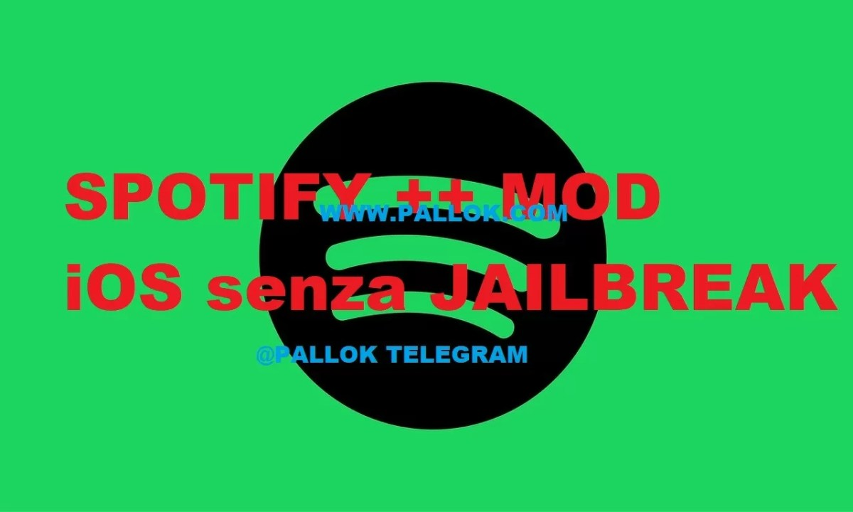Spotify ++ MOD iOS | Versione premium senza jailbreak! [iphone | ipad]