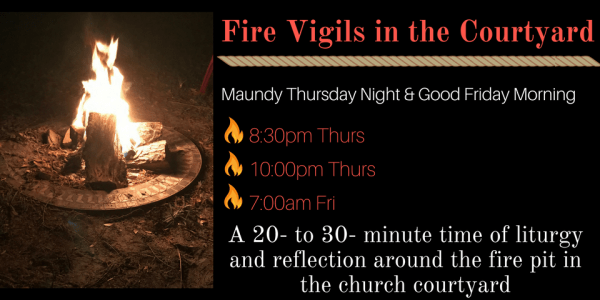 Fire Vigils in the Courtyard