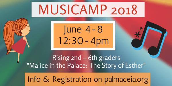 Music Camp 2018 June