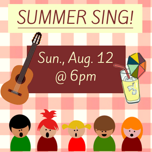 Summer Sing PCPC