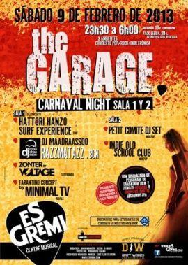the garage es gremi