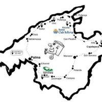 37ª Vuelta Internacional por Mallorca en moto