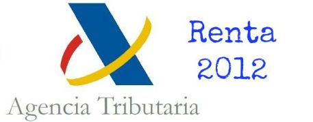 declaracion renta 2012