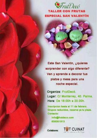 taller frutas valentin
