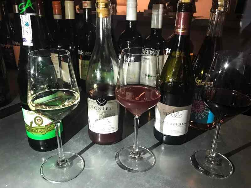 Wine Flight at SommCon