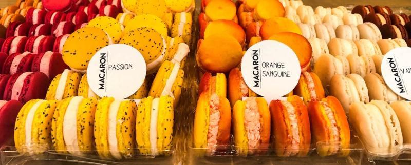 Macaroons in Avignon