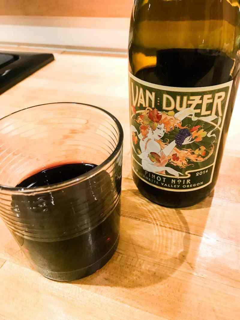 Van Duzer 2014 Pinot Noir