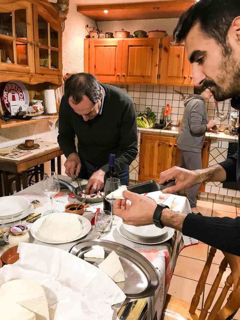 A Sardinian Kitchen