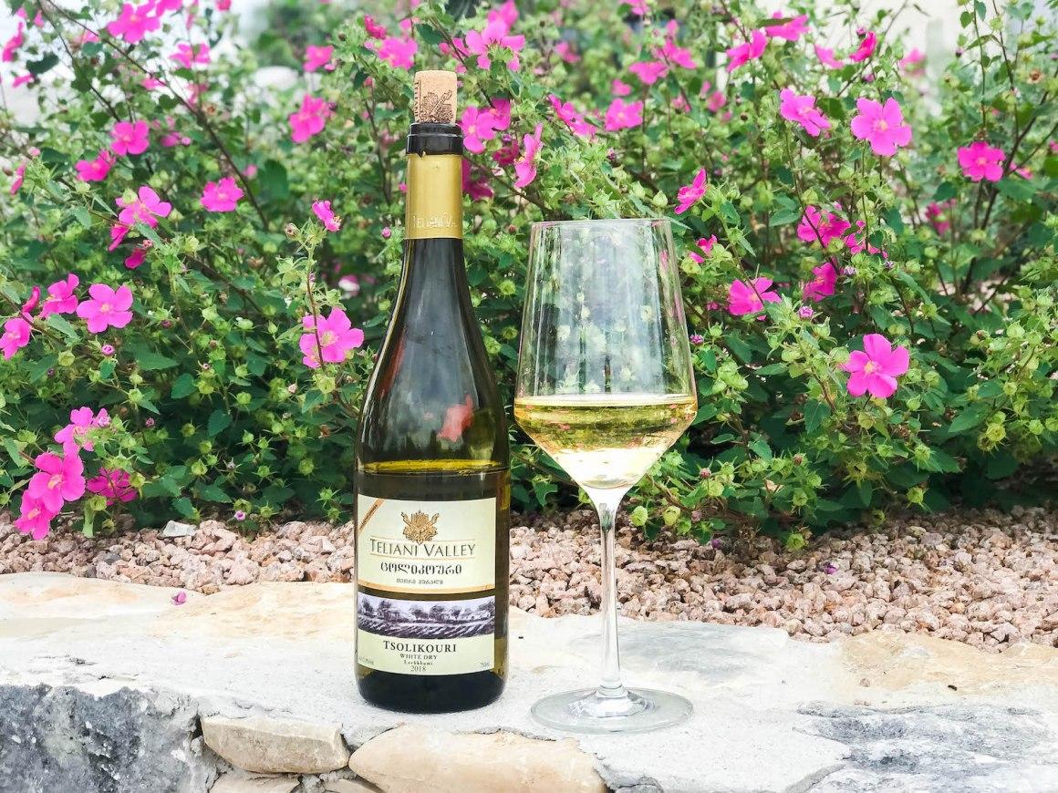 Teliani Valley Winery Tsolikouri