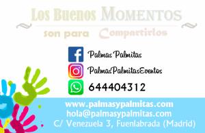 Contacto Palmas Palmitas Fuenlabrada