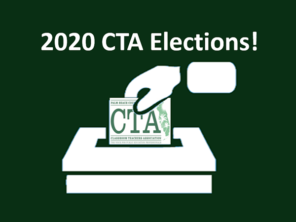 2020 CTA Elections Candidate Biographies