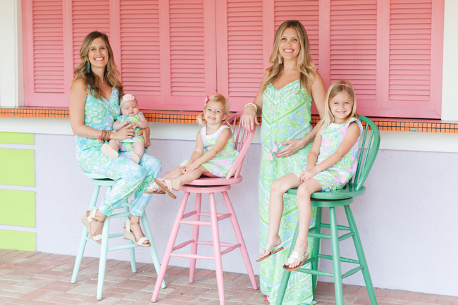 Fashion Mother S Day Style With Lilly Pulitzer Palm
