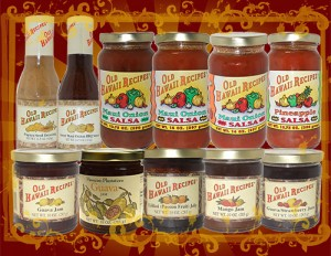Old Hawaiian Recipes (OHR) Jam/Jellies/Sauce/Dressing