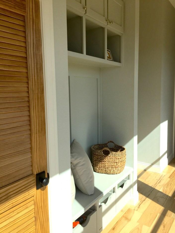 Hallway nook