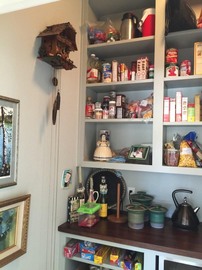 PDD design home pantry