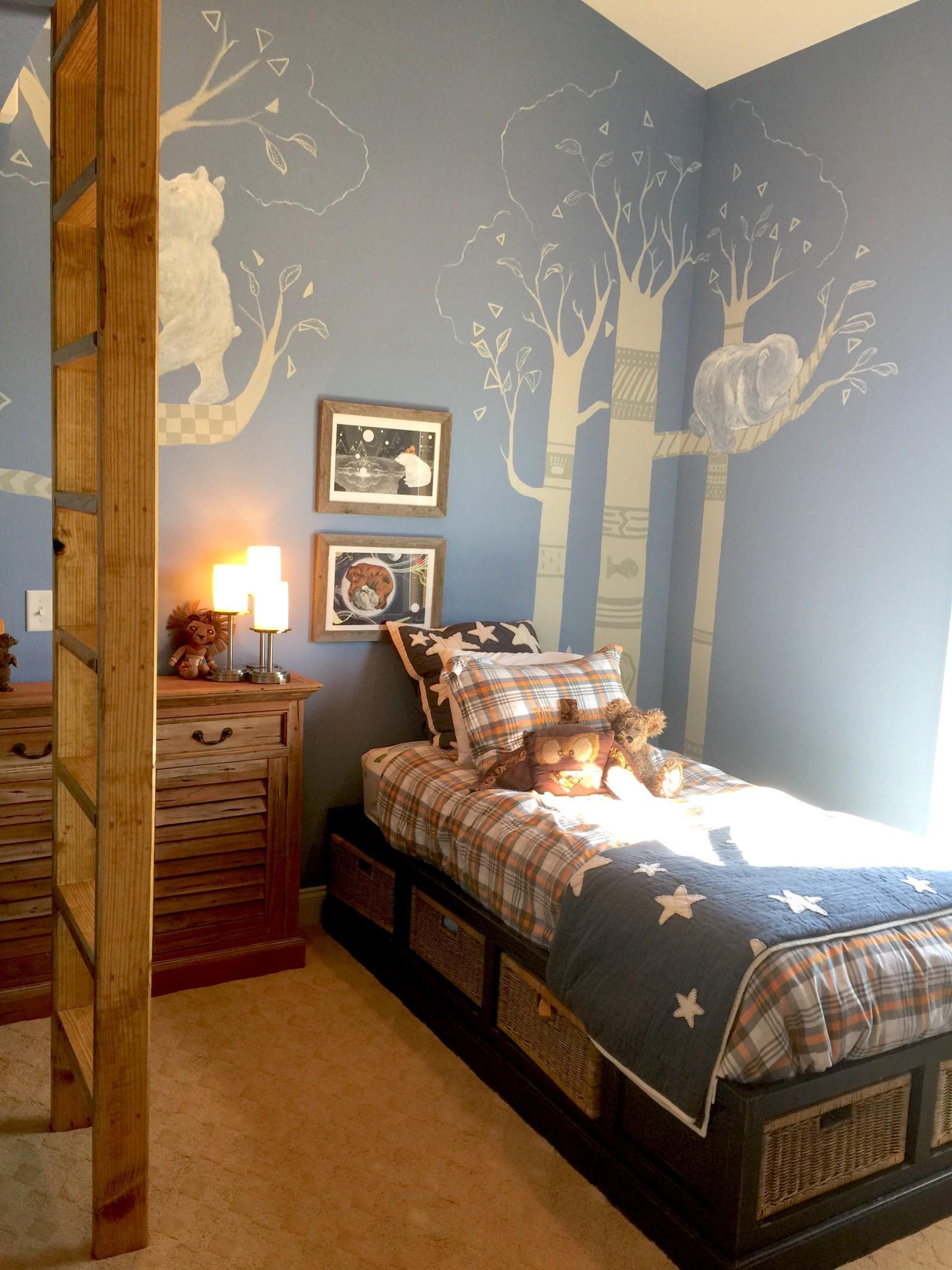 Bedroom – Palmer Davis Design LLC