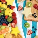 Kids Cheese Fruit Platter Palmer S Darien