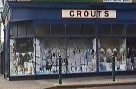 grouts as it was