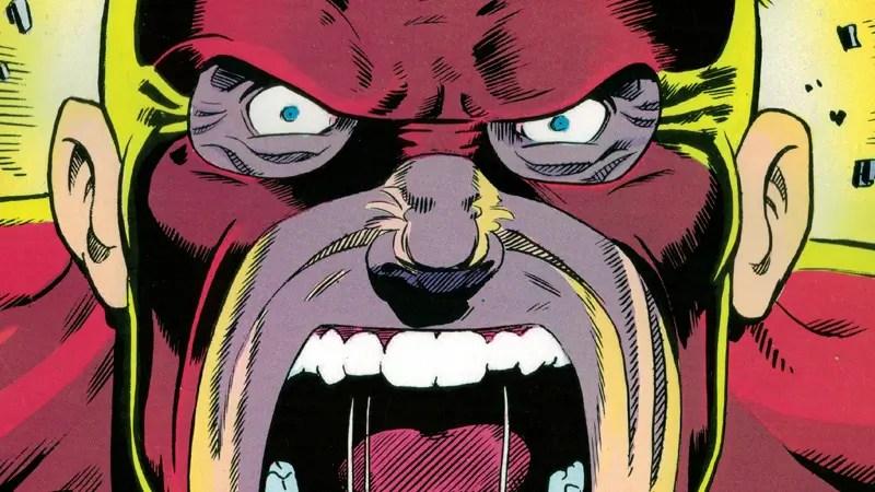 scott mccloud's destroy comic book cover