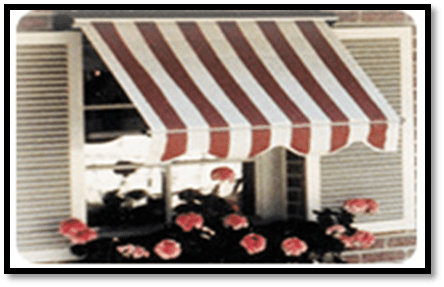 window awnings greenville