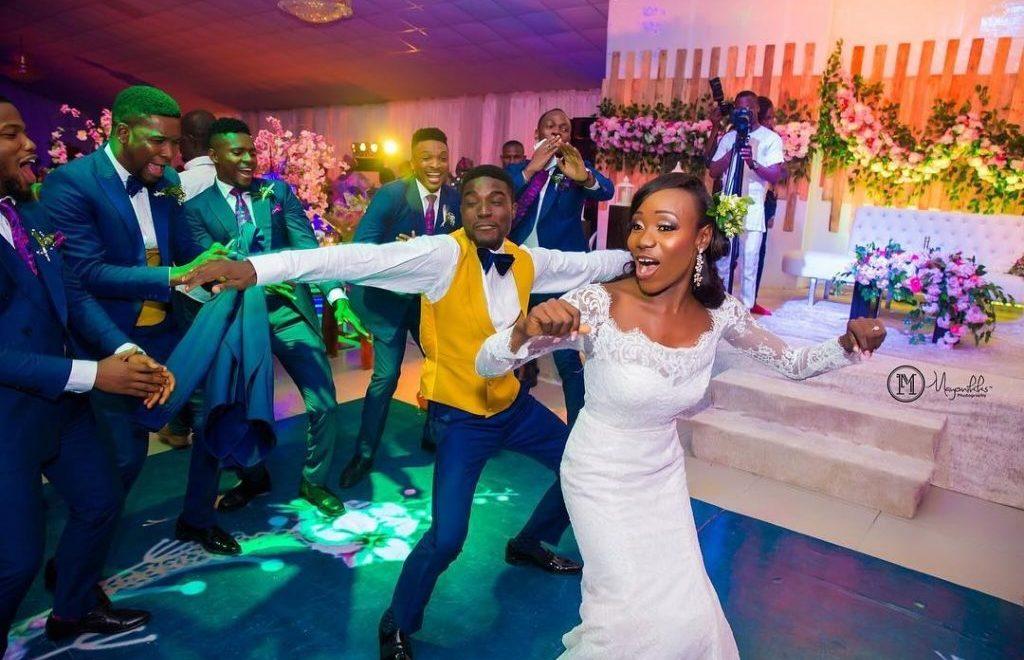 6 Secrets To a Fun Wedding Reception in Nigeria