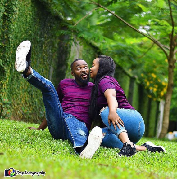 15 Nigerian Pre-Wedding Pictures That Will Make Your Day