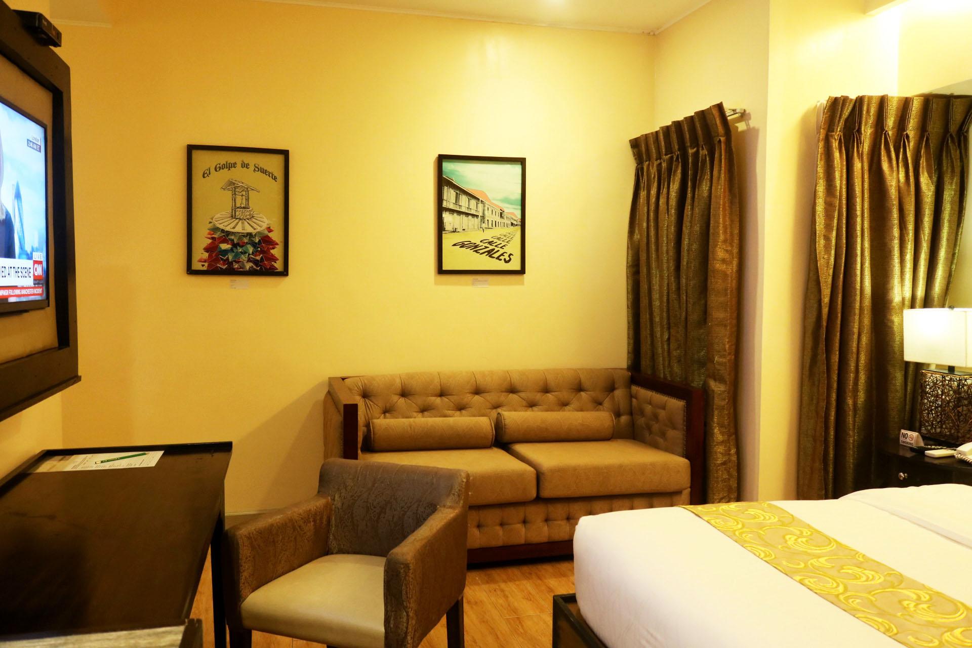 Gonzales Hotel Rooms