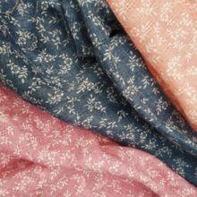 Ткань прошва вышивка лен купить недорого Украина Palmira Textile Group