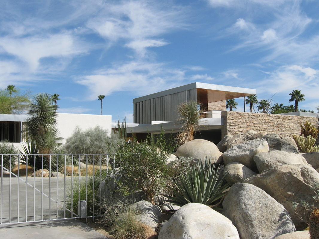 Amazing Homes in Palm Springs Part 1- Three must see properties