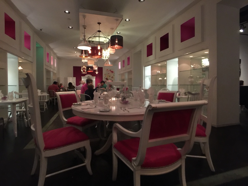 Eight4Nine restaurant best places palm springs dine eat erinlyyc