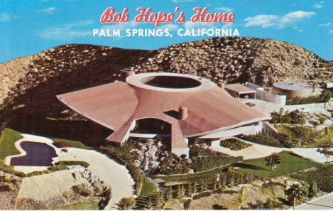 bob hope Palm_Springs_postcard hiking palm springs