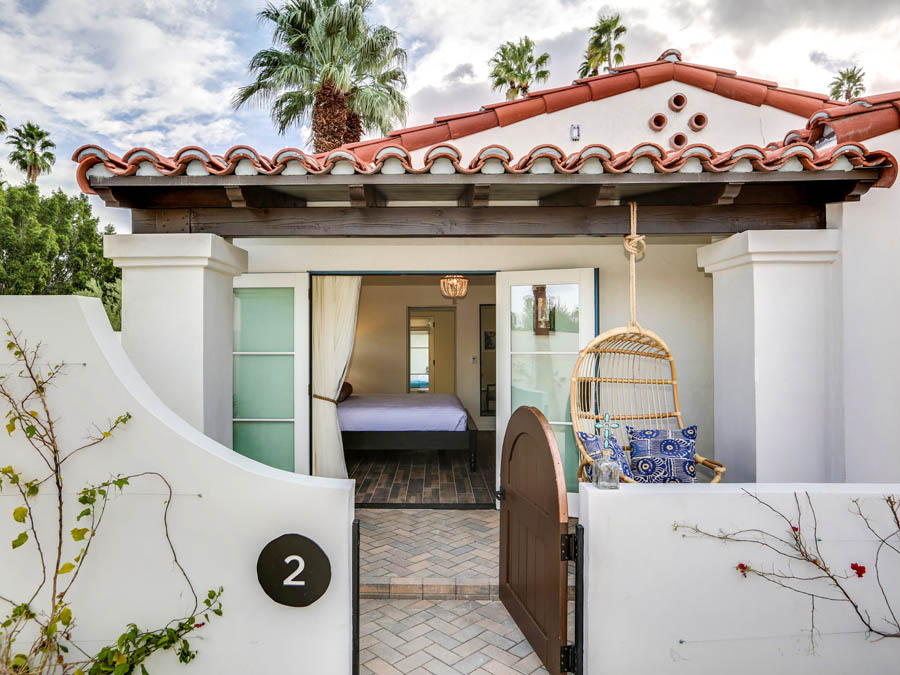 New hotels in Palm Springs