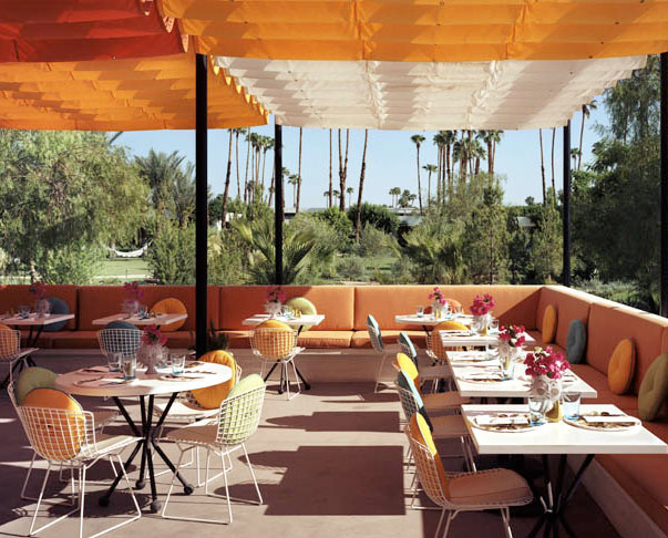 Breakfast Outdoors: 3 great Palm Springs patios to start your day