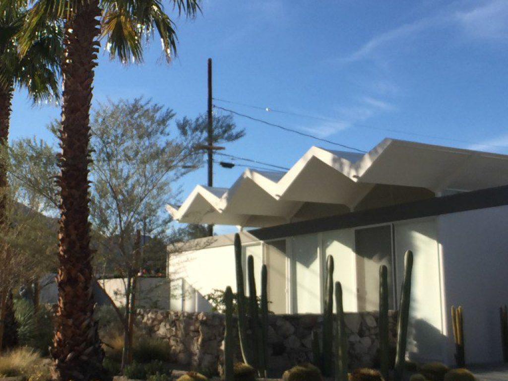 wexler steel house palm springs