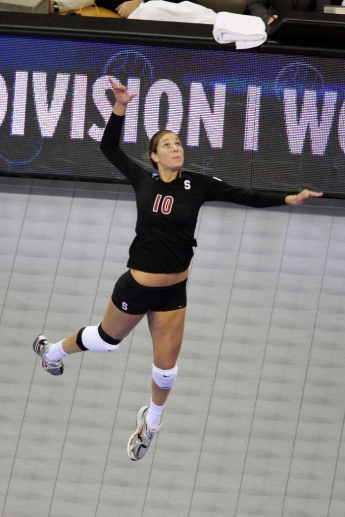Klineman hopes to have Stanford women's volleyball back on ...