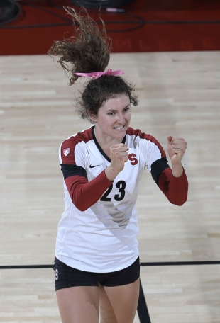 Stanford women all set for a title run in NCAA volleyball ...