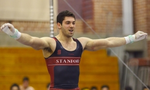 Stanford men finish second at MPSF gymnastics final | News ...