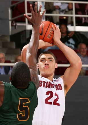 Stanford freshman Travis already filling some big shoes ...