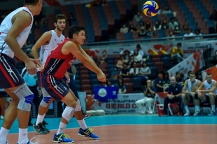 Team USA men fall to Brazil in FIVB volleyball match ...