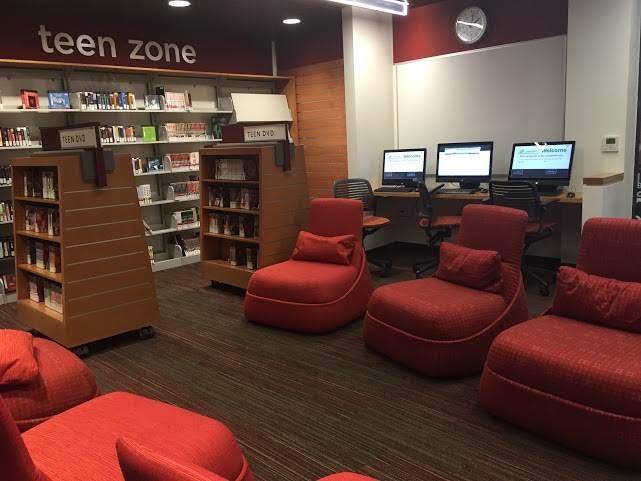 Teen Zone Funded 120