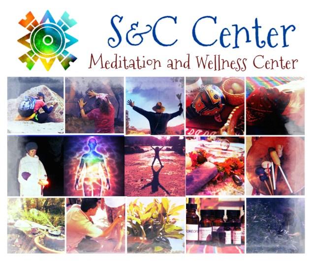 S&C Center - Meditation and Wellness Center and Paloma Cervantes