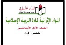 Photo of المواد الإثرائية لمادة التربية الإسلامية للصف الأول الفصل الأول